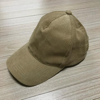 フリークスストア(FREAK'S STORE)のキャップ 帽子 コーデュロイ フリークスストア(キャップ)