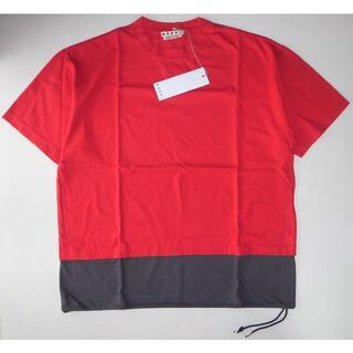 マルニ(Marni)のmarni マルニ バイカラー Tシャツ size46(Tシャツ/カットソー(半袖/袖なし))