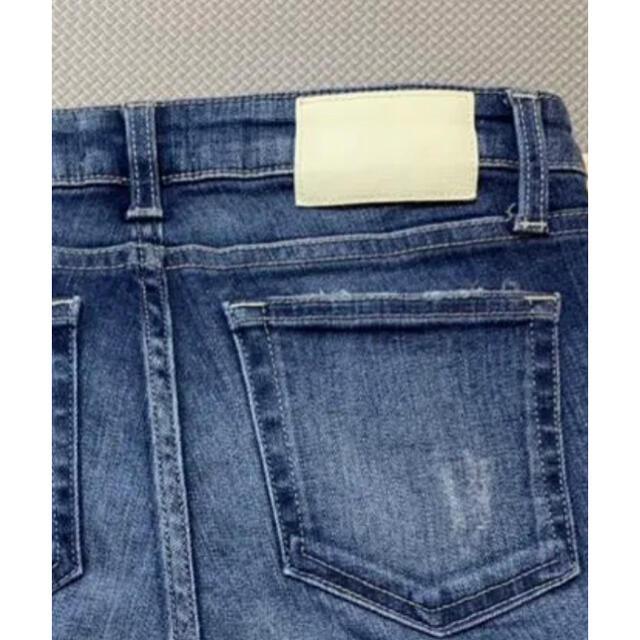 GYDA(ジェイダ)の【値下げしました】GYDA ズボン レディースのパンツ(デニム/ジーンズ)の商品写真