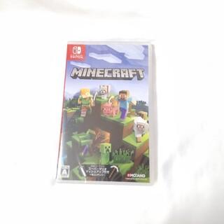 ニンテンドースイッチ(Nintendo Switch)のMinecraft Switch 新品未開封(家庭用ゲームソフト)