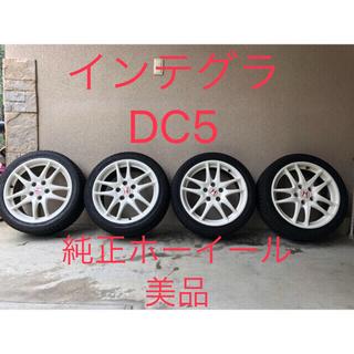 ホンダ(ホンダ)のインテグラ DC5  純正ホイール(ホイール)