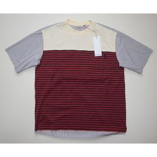 マルニ(Marni)のmarni マルニ ボーダー ストライプ Tシャツ size50(Tシャツ/カットソー(半袖/袖なし))