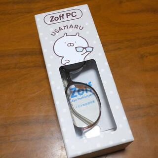 Zoff - Zoff PC うさまる CASUAL LINE ブラウン ゾフまる
