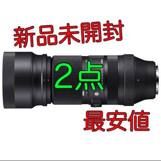 SIGMA - 新品未開封 SIGMA 100-400mm F5-6.3 DG DN OS