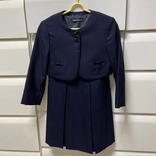 ファミリア(familiar)のfamiliar フォーマルワンピース ジャケット お受験用(ドレス/フォーマル)
