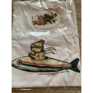 ヒグチユウコ Tシャツ Mサイズ(Tシャツ(半袖/袖なし))