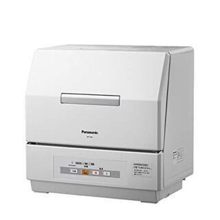 Panasonic - パナソニック 食器洗い乾燥機 プチ食洗 NP-TCR1-W ホワイト