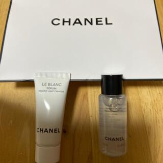 シャネル(CHANEL)の大人気シャネル 美肌美容液と化粧水のセット 最終お値下げ(化粧水/ローション)