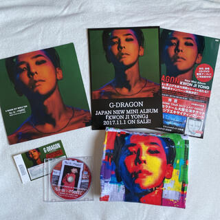 BIGBANG - BIGBANG G-DRAGON ワールドツアー グッズ Tシャツ DVD