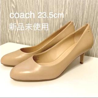 コーチ(COACH)のコーチパンプス23.5cm(ハイヒール/パンプス)
