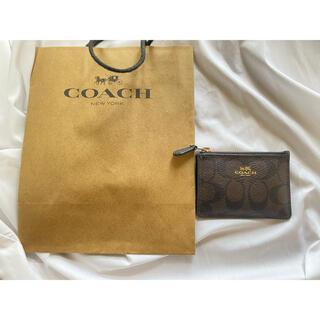 コーチ(COACH)のCOACH コインケース シグネチャー(コインケース/小銭入れ)
