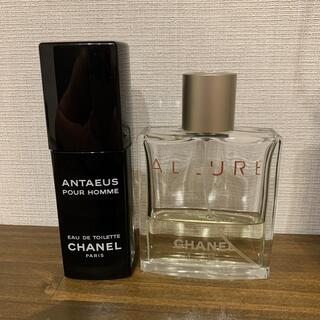 シャネル(CHANEL)のシャネル 香水2本(香水(男性用))