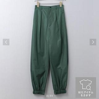 ビューティアンドユースユナイテッドアローズ(BEAUTY&YOUTH UNITED ARROWS)の<6(ROKU)>HEM GOMU PANTS/パンツ 34(カジュアルパンツ)