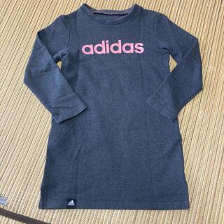 アディダス(adidas)のadidas アディダス ワンピース 130センチ(ワンピース)