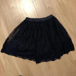 プティマイン(petit main)の新品 チュールスカート  petit main 120(スカート)