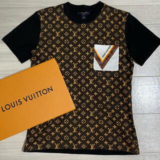 ルイヴィトン(LOUIS VUITTON)のルイヴィトン Tシャツ モノグラム(Tシャツ(半袖/袖なし))