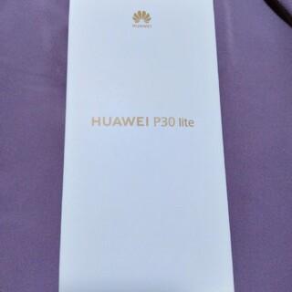 HUAWEI - Huawei p30lite ワイモバイル版