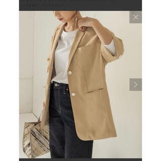 カプリシューレマージュ(CAPRICIEUX LE'MAGE)の5分袖テーラージャケット 定価16280(テーラードジャケット)