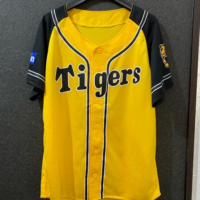 阪神タイガース(ハンシンタイガース)の阪神タイガース ユニホーム 大人用 スポーツ/アウトドアの野球(ウェア)の商品写真