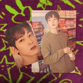 セブンティーン(SEVENTEEN)のHYBE  フォトカード ポストカード SEVENTEEN セブチ ウォヌ(K-POP/アジア)
