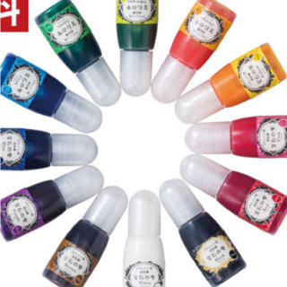 貴和製作所 - 宝石の雫 レジン着色剤