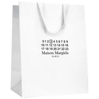 マルタンマルジェラ(Maison Martin Margiela)のメゾン マルジェラ フレグランス ペーパーバッグ 紙袋 ショッパー(ショップ袋)