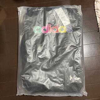 アディダス(adidas)の【8月以降発送可】【新品・未開封】ももクロ × adidas リュック ブラック(アイドルグッズ)