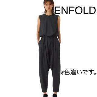 ENFOLD - タグ付⭐︎ENFOLDリネンオールインワン定価3.9万