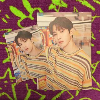 セブンティーン(SEVENTEEN)のHYBE  フォトカード ポストカード SEVENTEEN セブチ ドギョム(K-POP/アジア)
