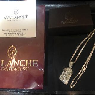 アヴァランチ(AVALANCHE)のAVALANCHE アヴァランチ ジーザス silver925 ネックレス(ネックレス)
