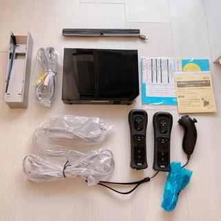 Wii - Wii 本体 + ソフト3本