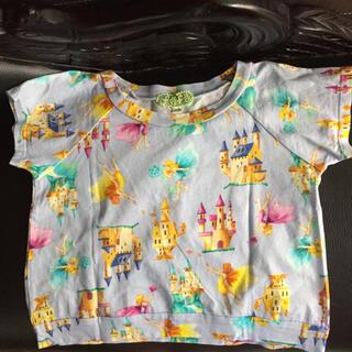 フェフェ(fafa)のフェフェ Tシャツ 半袖 110(Tシャツ/カットソー)