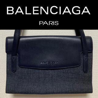 Balenciaga - BALENCIAGA ハンドバッグ バレンシアガ ヴィンテージ 貴重 レザー 革