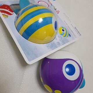 スイミング―スピンボール(お風呂のおもちゃ)