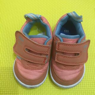 ブランシェス(Branshes)の【美品です】イフミーlight 13.5cm 女の子靴 IFME ピンク(スニーカー)