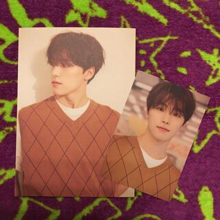 セブンティーン(SEVENTEEN)のHYBE  フォトカード ポストカード SEVENTEEN セブチ ディノ(K-POP/アジア)