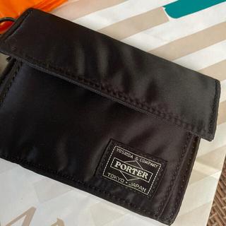 PORTER - PORTER 吉田カバン 財布 ブラック新品未使用品 送料無料