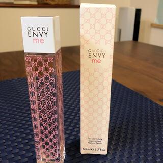 グッチ(Gucci)のGUCCI ENVY 50ml(香水(女性用))