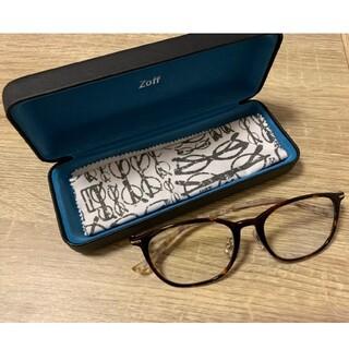 Zoff - Zoff ブルーライトカット眼鏡