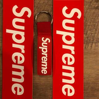 シュプリーム(Supreme)のSupreme Webbing keychain(キーホルダー)