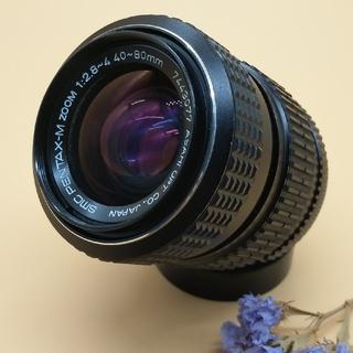 ペンタックス(PENTAX)のペンタックス SMC PENTAX-M ZOOM 40-80mm F2.8-4(レンズ(ズーム))
