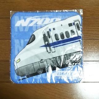 ジェイアール(JR)のN700系タオルハンカチ(電車のおもちゃ/車)