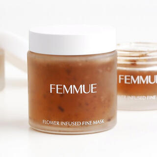 Cosme Kitchen - FEMMUE フラワーインフューズドファインマスク 16g