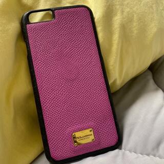 ドルチェアンドガッバーナ(DOLCE&GABBANA)のドルガバ iPhone6sケース(iPhoneケース)