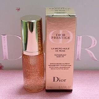 Dior - ディオールプレステージユイルドローズ