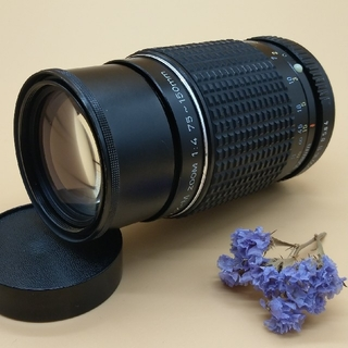 ペンタックス(PENTAX)のペンタックス SMC PENTAX-M ZOOM 75-150mm F4(レンズ(ズーム))