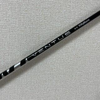 フジクラ(Fujikura)のVENTUS BLACK Velo core 6X ベンタス ブラック 日本製(クラブ)