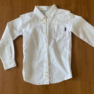 ニシマツヤ(西松屋)の白シャツ(ジャケット/上着)