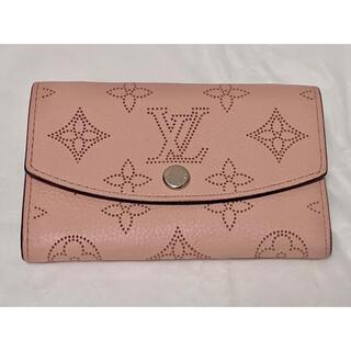 ルイヴィトン(LOUIS VUITTON)のLouis Vuitton ルイヴィトン モノグラム マヒナ ミニ財布(財布)