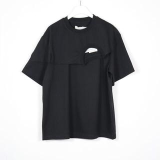 kolor - Feng Chen wang フェンチェンワン Tシャツ レイヤード ドッキング
